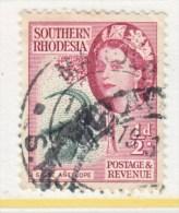 SOUTHERN RHODESIA   81   (o) - Southern Rhodesia (...-1964)