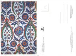 Turkey, Istambul, Sultanahmet Mosque, Blue Mosque, Tiles, UN 00704 - Islam