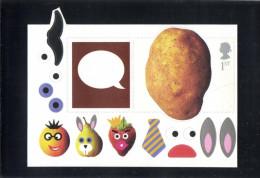 UK 2006 MNH, Smilers, Vegetable, Potato, Pomme De Terre, Kartoffel, Aardappel - Ernährung