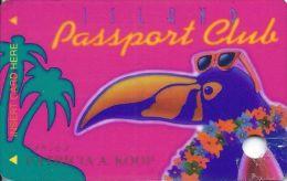 Treasure Island Casino - Welch, MN - 2nd Issue Slot Card - Casino Cards