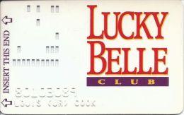 Biloxi Belle Casino 3rd Issue Slot Card - Casino Cards