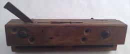 Japanese Carpenter Tool - Technical