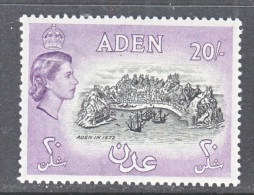 ADEN  61 A  ** - Aden (1854-1963)