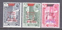 ADEN  QUAITI  SOUTH  ARABIA  65-7   **   CHURCHILL - Aden (1854-1963)
