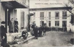 26 - SAINT-VALLIER - Drôme - Ecole Supérieure - Frankreich