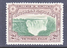 SOUTHERN  RHODESIA  31  * - Southern Rhodesia (...-1964)