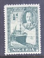 BRITISH  NIGERIA  38     ** - Nigeria (...-1960)