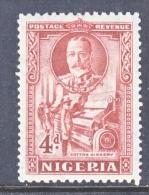BRITISH  NIGERIA  43     * - Nigeria (...-1960)