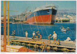 Au Plus Rapide La Ciotat CPSM Grand Format Le Port Pêche Navire Nivose - La Ciotat