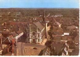 St-Martin-du-Bois.. Belle Vue Du Village L'Eglise - Autres Communes
