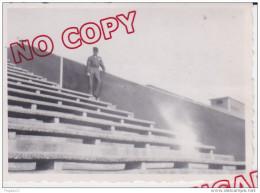 Au Plus Rapide 21 Mars 1948 Le Militaire Dans Les Tribunes De Rolland Garros - Sport