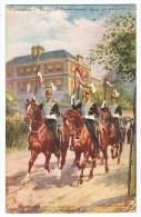 Illustration  TUCK Raphael     Les  Lanciers 1906 - Tuck, Raphael