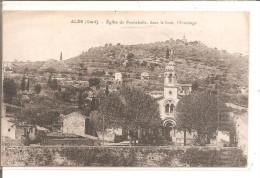 ALES     Eglise De Rochebelle - Alès
