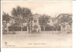 ALES     Hopital Civil Et Militaire - Alès
