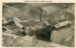 BRUYERES(VOSGES) USINE VEYRIER(BERET BASQUE) CHAPEAU - France