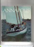 ANNAPOLIS THE UNITED STATES NAVAL ACADEMY CATALOG 1978 1979 - Forces Armées Américaines