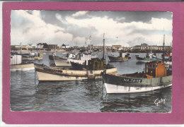 85.-  ILE DE NOIROUTIER .- L' Herbaudière - Le Port - Ile De Noirmoutier
