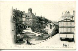 GUERET (23) - Hôtel De Tournyol, Dit Château Des Comtes De La Marche - Guéret