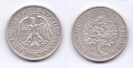 Germany 5 Reichsmark 1932 E - [ 3] 1918-1933 : Weimar Republic