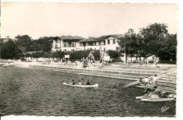 HOSSEGOR (40) - Le Lac Et Plage De L'Hôtel Du Parc - Hossegor