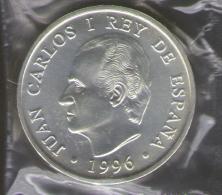 SPAGNA 2000 PESETAS 1996 AG SILVER - [ 5] 1949-… : Regno