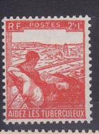 N° 736 Au Profit Des Tuberculeux 1 Timbre Neuf Sans Charnière - France