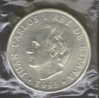 SPAGNA 2000 PESETAS 1995 AG SILVER - 2 000 Pesetas