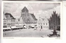 0-2200 GREIFSWALD, Markt - Greifswald