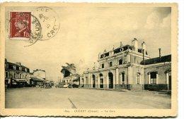 GUERET (23) - La Gare - Guéret