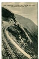 DAUPHINE (38) - Ligne De La Mure- Passage De La Rivoire - France