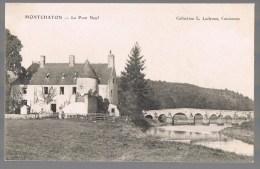 MONTCHATON . Le Pont Neuf . - Autres Communes