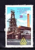 1969-Brasilien-Mi 1232 (**) - Nuevos