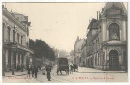87 - LIMOGES - Boulevard Carnot - Nouvelles Galeries 6 - Limoges