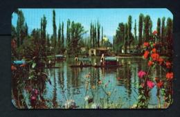 MEXICO  -  Mexico City  Xochimilco Gardens  Unused Postcard As Scan - Mexico