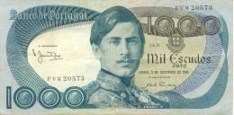 Portugal - 1000 Escudos - 1981 Pedro V - Portugal