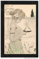 ILLUSTRATEUR RAPHAEL KIRCHNER  - - Kirchner, Raphael