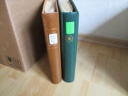 Europas Schöne Natur Sammlung In 2 VD Alben. Motive Natur / Tiere! Saubere Qualität Aus Abo. Sehr Hoher Katalogwert - Briefmarken