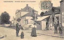 CHANTECOQ .  ARISTIDE BRUANT A LA CAMPAGNE . - Francia