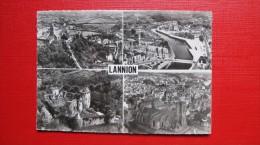 LANNION. 4 Vues; En Avion Au-dessus De... - Lannion