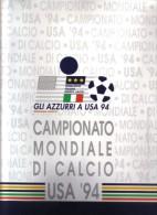 Campionato Mondiale Di Calcio Usa 1994 Volume Completo Con 30 Buste Filateliche Riguardanti Tutte Le Fasi Del Campionato - Stati Uniti