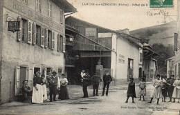 69 LAMURE-sur-AZERGUES  Hôtel De L'Amélie (très Animée) - Lamure Sur Azergues