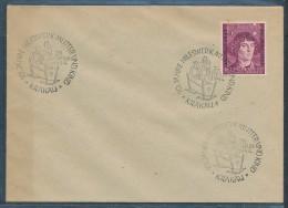 Generalgouverment  Stempel Beleg   (bc9952   ) Siehe Scan ! - Besetzungen 1938-45