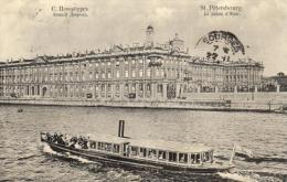 93403 - Russie         St Petersbourg      Le Palais D'Hiver - Russie