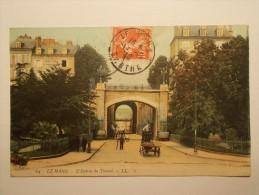 Carte Postale - LE MANS (72) - L'entree Du Tunnel (895/1000) - Le Mans