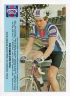 Cyclisme - Pierre Henri Mentheour - Coop - Cyclisme