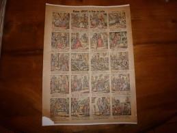 Vers 1900   Imagerie Pellerinl & Cie      Madame ANGOT, La Reine Des HALLES        Imagerie D'Epinal  N° 1208 - Collections