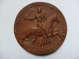 SCEAU - REPRODUCTION - GUI DE DAMPIERRE - COMTE DE FLANDRE ET MARQUIS DE NAMUR - 1279 - ARCHIVES GENERALES DU ROYAUME - Royaux / De Noblesse