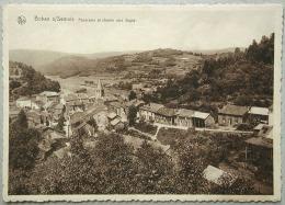 BOHAN Sur Semois Panorama Et Chemin Vers Sugny Vue Générale - Ed. Hôtel Bohannais - Vresse - Vresse-sur-Semois