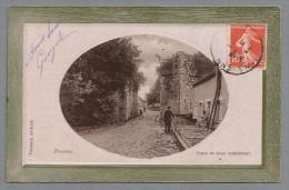 CPA Provins - Porte De Jouy - Extérieur - Provins