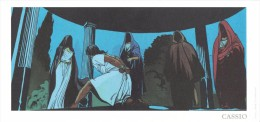 Marque-page °° Lombard 2007 - Cassio  10x21 - Lesezeichen